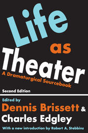 Life as Theater - 2nd Edition book cover