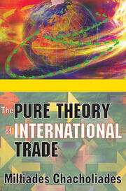 The Pure Theory of International Trade - 1st Edition book cover