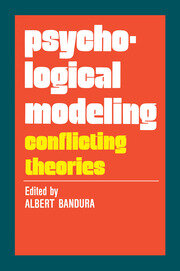 Psychological Modeling - 1st Edition book cover