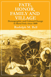 Fate, Honor, Family and Village - 1st Edition book cover