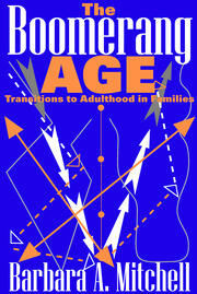 The Boomerang Age - 1st Edition book cover