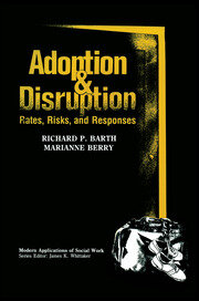 Adoption and Disruption - 1st Edition book cover
