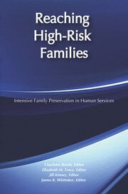 Reaching High-Risk Families - 1st Edition book cover