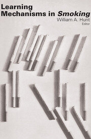 Learning Mechanisms in Smoking - 1st Edition book cover
