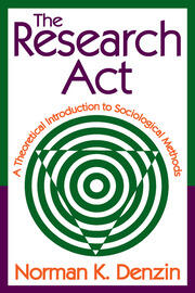 The Research Act - 1st Edition book cover