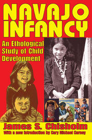 Navajo Infancy - 1st Edition book cover