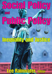 Social Policy and Public Policy - 1st Edition book cover