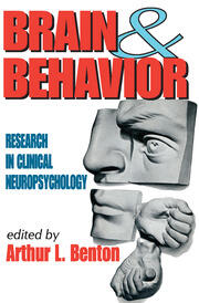 Brain and Behavior - 1st Edition book cover