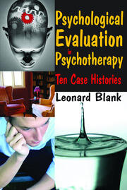 Psychological Evaluation in Psychotherapy - 1st Edition book cover