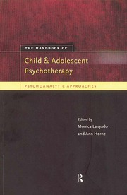 The Handbook of Child and Adolescent Psychotherapy - 1st Edition book cover