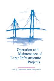 Operation and Maintenance of Large Infrastructure Projects - 1st Edition book cover