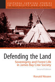 Defending the Land - 2nd Edition book cover