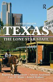 Texas - 10th Edition book cover