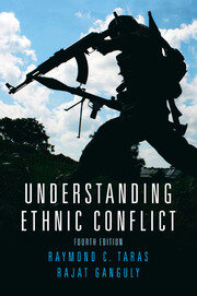 Understanding Ethnic Conflict - 4th Edition book cover