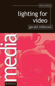 Lighting for Video - 3rd Edition book cover