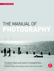 The Manual of Photography - 10th Edition book cover