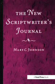 The New Scriptwriter's Journal - 1st Edition book cover