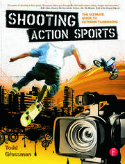 Shooting Action Sports - 1st Edition book cover