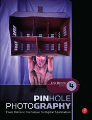 Pinhole Photography - 4th Edition book cover