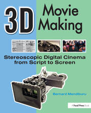 3D Movie Making - 1st Edition book cover