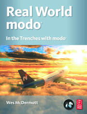 Real World modo: The Authorized Guide - 1st Edition book cover