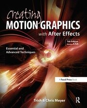 Creating Motion Graphics with After Effects - 5th Edition book cover