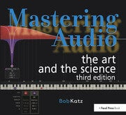 Mastering Audio - 3rd Edition book cover