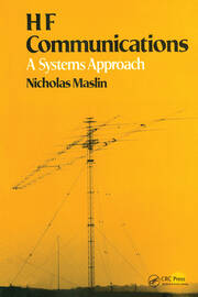 HF Communications - 1st Edition book cover