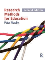 Research Methods for Education, second edition - 1st Edition book cover