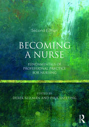 Becoming a Nurse : Fundamentals of Professional Practice for Nursing - 2nd Edition book cover