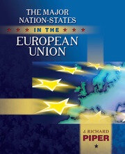 Major Nation-States in the European Union - 1st Edition book cover