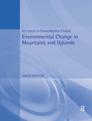 Environmental Change in Mountains and Uplands - 1st Edition book cover