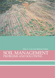 Soil Management - 1st Edition book cover