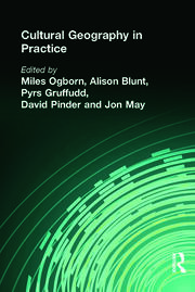 CULTURAL GEOGRAPHY IN PRACTICE - 1st Edition book cover