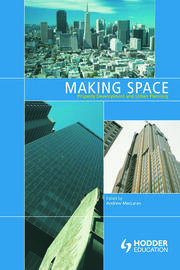 Making Space - 1st Edition book cover