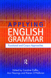 Applying English Grammar. - 1st Edition book cover