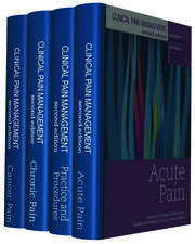Clinical Pain Management Second Edition: 4 Volume Set - 2nd Edition book cover