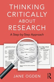 Thinking Critically about Research : A Step by Step Approach - 1st Edition book cover
