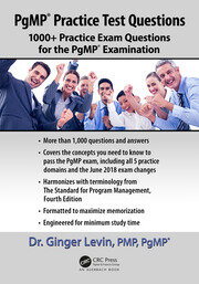 PgMP® Practice Test Questions - 1st Edition book cover
