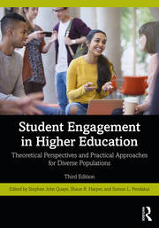 Student Engagement in Higher Education - 3rd Edition book cover