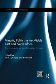 Minority Politics in the Middle East and North Africa - 1st Edition book cover