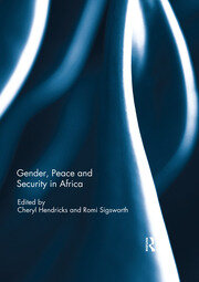 Gender, Peace and Security in Africa - 1st Edition book cover
