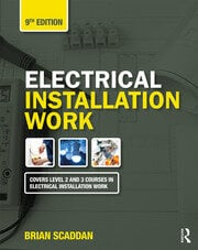 Electrical Installation Work - 9th Edition book cover