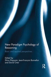 New Paradigm Psychology of Reasoning - 1st Edition book cover