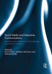 Social Media and Interactive Communications - 1st Edition book cover