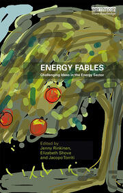 Energy Fables - 1st Edition book cover