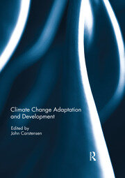 Climate Change Adaptation and Development - 1st Edition book cover