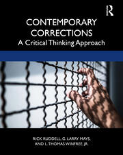 Contemporary Corrections - 1st Edition book cover