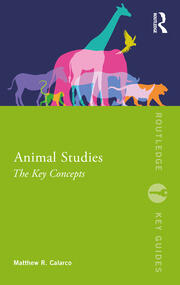 Animal Studies : The Key Concepts - 1st Edition book cover