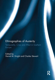 Ethnographies of Austerity - 1st Edition book cover